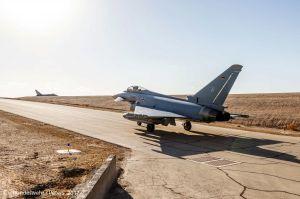Luftwaffe sendet Eurofighter für Blue Flag nach Israel