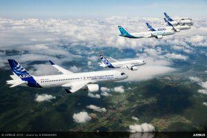 Airbus sieht sich nach drei Quartalen auf dem Vormarsch
