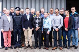 Digitalisierung bei Luftfracht: Regelbetrieb in Hamburg