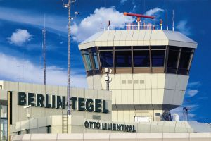 Flugreisen in Berlin rückläufig