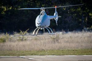 Airbus lässt jetzt Hubschrauberdrohne VSR700 starten