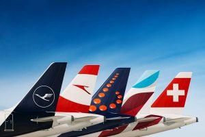 Lufthansa steigerte Angebot und Auslastung