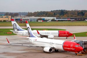 Alicante und Kopenhagen Norwegian-Ziele ab Hamburg