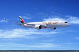 Emirates baut Flotte mit Airbus A350 aus