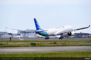 Garuda bekommt ersten Airbus A330-900