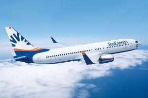 SunExpress will zehn weitere Boeing 737 MAX 8