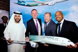 787 Dreamliner für Flotte und fliegendes Labor