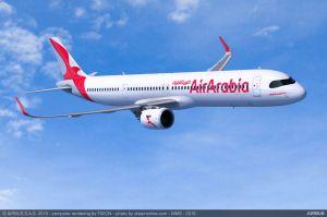 Airbus baut 120 Flugzeuge A320neo für Air Arabia