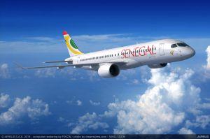A220 für Air Senegal in Vorverhandlung