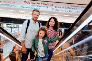 Was Flugreisende in Hamburg bewegt