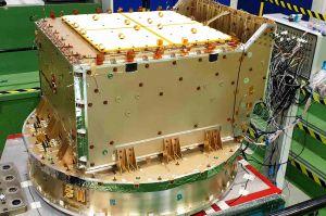 Multibeam-Antenne: Weltneuheit für Satelliten