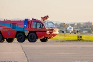 Bodensee Airport aktiviert Notfallkräfte