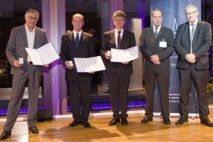 Auszeichnung zum modernsten Rotor für Hubschrauber