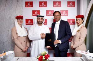Emirates beschließt Codeshare mit SpiceJet