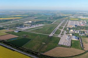 Passageplus und Frachtrekord am Leipzig/Halle Airport