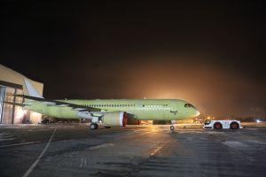 MC-21-300: vierter Prototyp in Irkutsk fertig