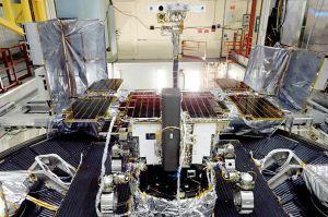 Marsfahrzeug ExoMars 18 Tage im Vakuum-Test