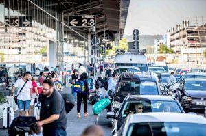 Stuttgart am Terminal: Mehr Zeit zum Verabschieden