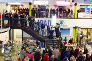 Weihnachtsaktion am Flughafen Paderborn-Lippstadt