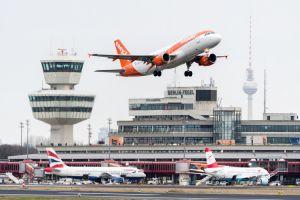 Volatiler Anstieg der Passagiere in Berlin