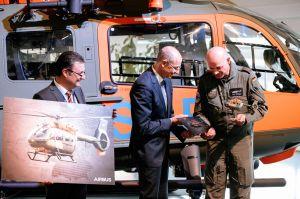 H145 SAR für die Bundeswehr überpünktlich geliefert