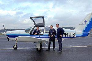 AIS bildet Piloten in Deutschland aus