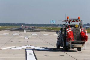 Bahnsperrungen am Flughafen Hamburg