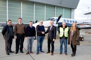 Beechcraft King Air 250 aus der Türkei geholt