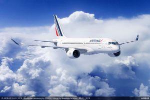 60 A220 von Air France-KLM fest bestellt