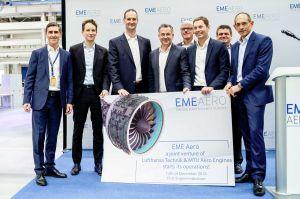 EME Aero jetzt für GTF-Instandhaltung zertifiziert