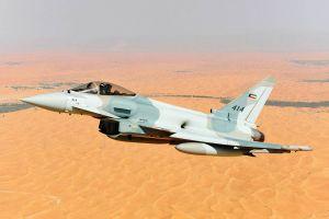 Eurofighter mit neuer Technik für Kuwait