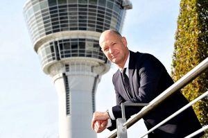 Jost Lammers neuer Flughafen-Chef in München