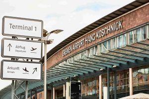 Passagierrückgang am Bremen Airport fast zehn Prozent