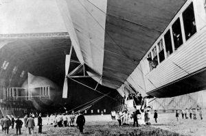 Flughafen Hamburg wird 109 Jahre alt