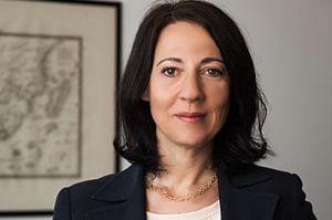 Chiara Pedersoli im Vorstand der OHB System AG