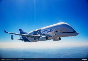Airbus setzt ersten BelugaXL ein