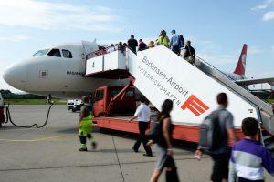 Abschwung bei Passagierzahlen am FDH gedämpft