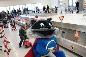 Flughafenfest am Kassel Airport wird verdoppelt
