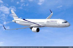 40 und mehr neue Airbus A321neo für CALC