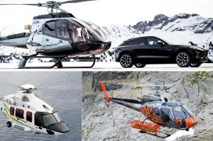 Airbus Helicopters: ACH mit Aston Martin auf Heli-Expo