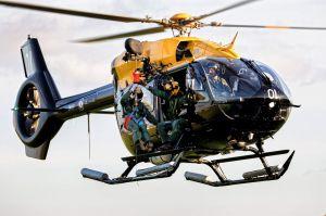 H145 für militärische Pilotenschule in Großbritannien
