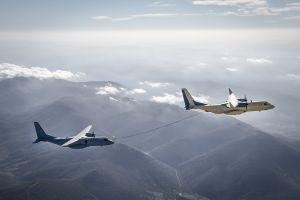 Airbus macht C295 zum Tankflugzeug
