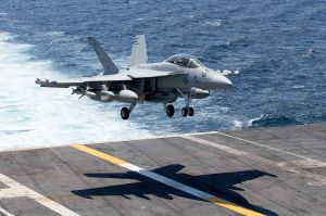 F-18 Super Hornet: Growler als Drohnen unterwegs