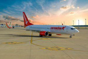 Reiseziele ab Weeze von Corendon erweitert