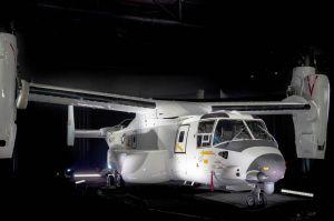 CMV-22B hat Premiere bei US-Navy