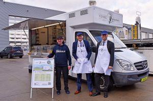 Essen auf Rädern: Foodtruck tourt über Airport CGN