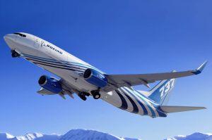 Boeing 737-800BCF bringt Betreibern Mehrwert