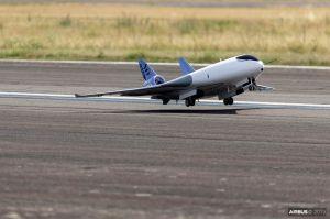 Airbus zeigt Nurflügler: Demonstrator MAVERIC
