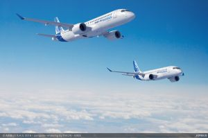 Bombardier gibt A220-Anteile an Airbus ab