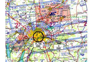 Flugbeschränkung zur SIKO: ED-R München